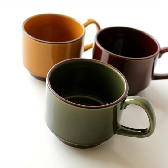 スタッキングマグカップ 3カラー [aks9802]