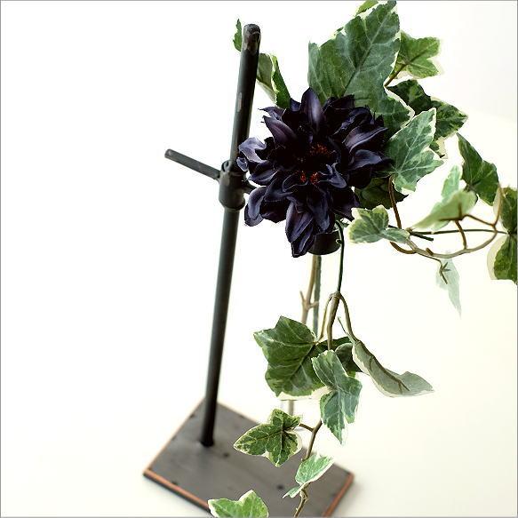 一輪挿し ガラス 花瓶 試験管 花器 インテリア おしゃれ グラスチューブのスタンド