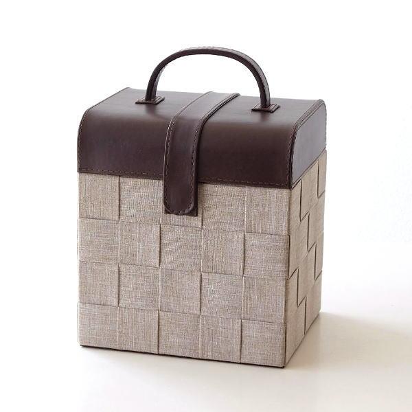 コスメボックス 鏡付き メイクボックス 化粧箱 コンパクト コスメ収納 コスメボックス B [cle5664]