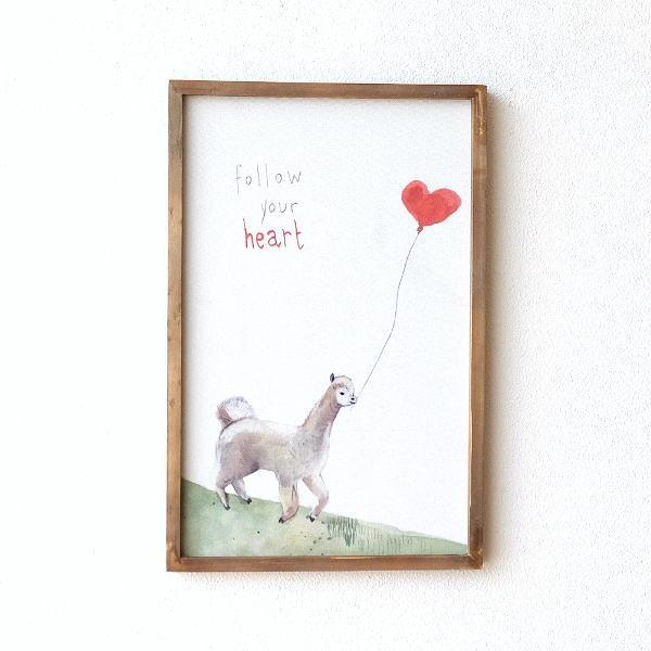 アートフレーム 壁掛け ピクチャーフレーム おしゃれ かわいい 絵 ウォールデコ ウォールフレーム 壁面 ディスプレイ カフェ キャンバスピクチャーA [dcr5757]