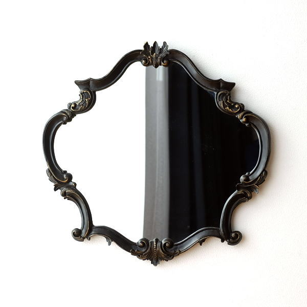 鏡 壁掛けミラー おしゃれ ビッグなヨーロピアンウォールミラー【送料無料】