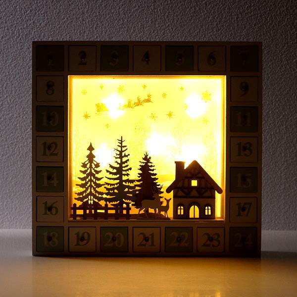 LEDアドベントカレンダー [hal3463]