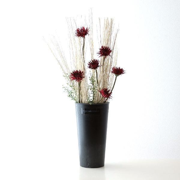 フラワーベース 鉢カバー おしゃれ かわいい 花瓶 北欧 ナチュラル 花器 シンプル スタイリッシュ デザイン ポット 傘立て プラスチック graffiti pot [hda9856]