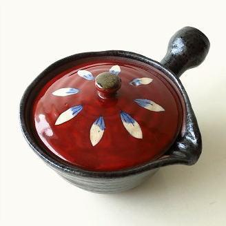 急須 かわいい おしゃれ 伊万里焼 陶器 和風 日本製 花弁大急須