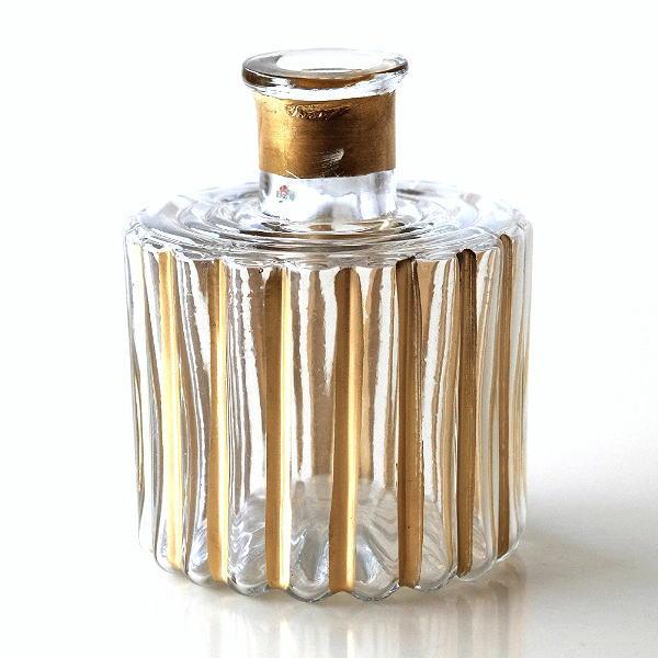 一輪挿し おしゃれ 花瓶 ガラス フラワーベース かわいい インテリア 北欧 モダン シンプル スタイリッシュ 瓶 花差し デザイン レトロなガラスベースA [kan6791]