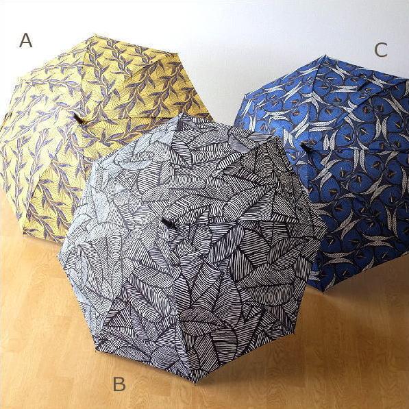 傘 UVカット 晴雨兼用傘 日傘 雨傘 長傘 ジャンプ傘 軽量 軽い おしゃれ アフリカンプリント イエロー ホワイト ブルー カンガプリントアンブレラ5タイプ [kan6959]