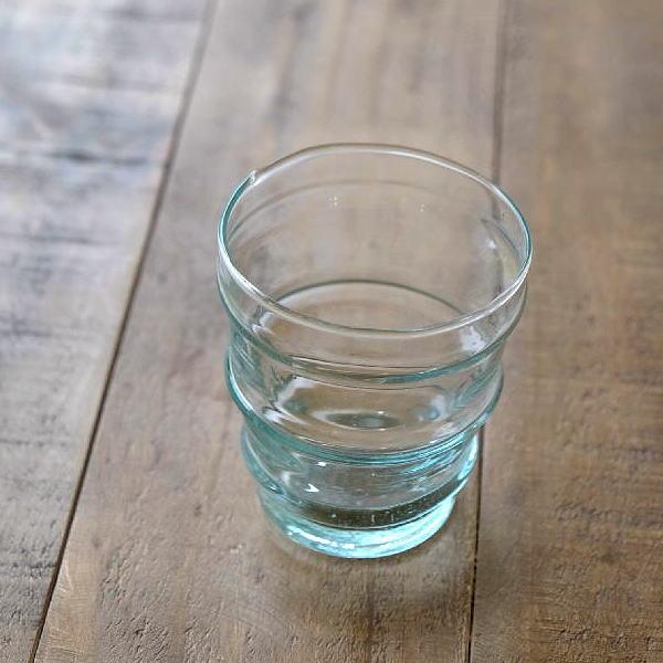 グラス おしゃれ ガラスコップ モロッコグラス [kan7512]