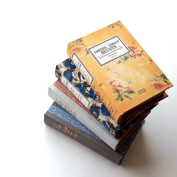 レトロブックボックス リーブル4タイプ [kan8502]