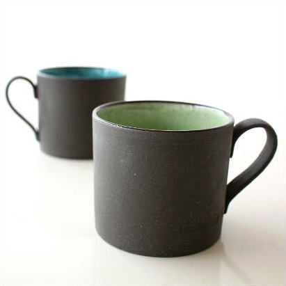 マグカップ ノワール2カラー [kyt4939]