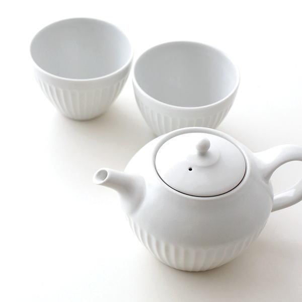 茶器 ポット 茶器セット 陶器 おしゃれ かわいい モダン 湯呑み 湯のみ 煎茶碗 ティーポット 和風 洋風 和食器 洋食器 エタナール茶器揃え [kyt8280]