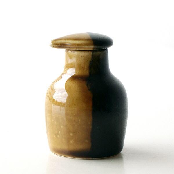 醤油さし しょうゆ差し おしゃれ 陶器 和風 波佐見焼 日本製 三色掛け分け 醤油さし [msg1214]