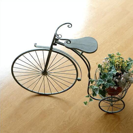 サイクルプランター レトロ三輪車