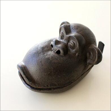 アイアンモンキーの灰皿 [mty5910]