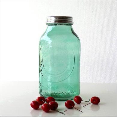 ガラス瓶 ガラスボトル ガラス容器 レトロ アンティークグリーンボトル