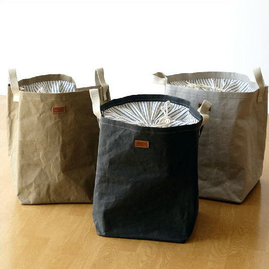 UASHMAMAランドリーバッグ 3カラー 【送料無料】 [ras7774]