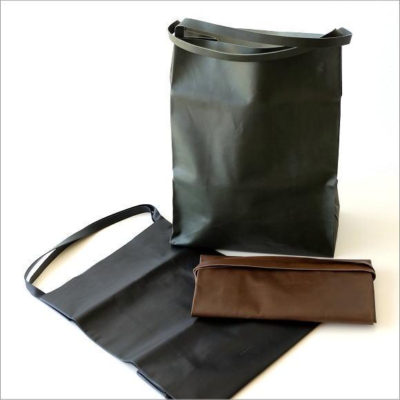 本革のライトバッグL 3カラー【送料無料】