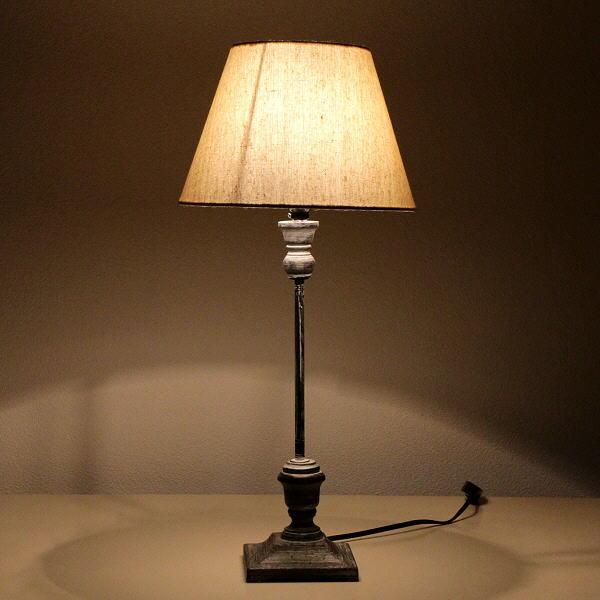 テーブルランプ おしゃれ アンティーク シャビー ランプ ライト 照明 シェード シェードランプ クラシックなテーブルランプ メタル [scc4958]