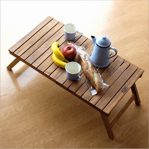 フォールディングローテーブル [sik3978]