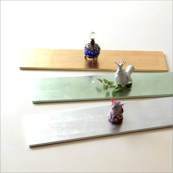 箔プレート ロング3カラー [soh9497]
