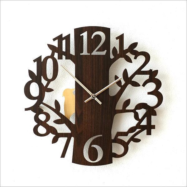 振り子壁掛時計 フォレスト