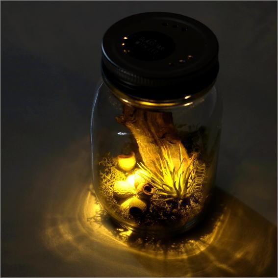 LEDグラスジャーS [spc9216]