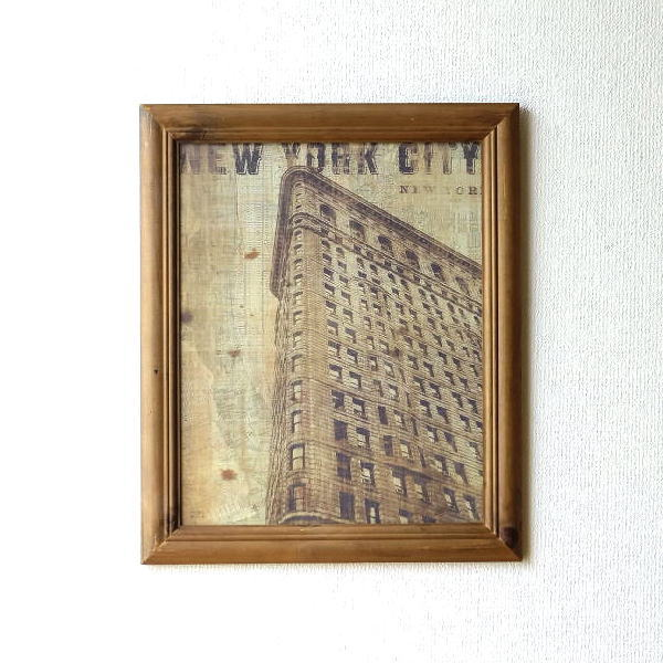 アートフレーム 壁掛け おしゃれ 縦 アンティークピクチャー パネル アンティークフレーム アンティークなピクチャーフレーム B [toy2926]