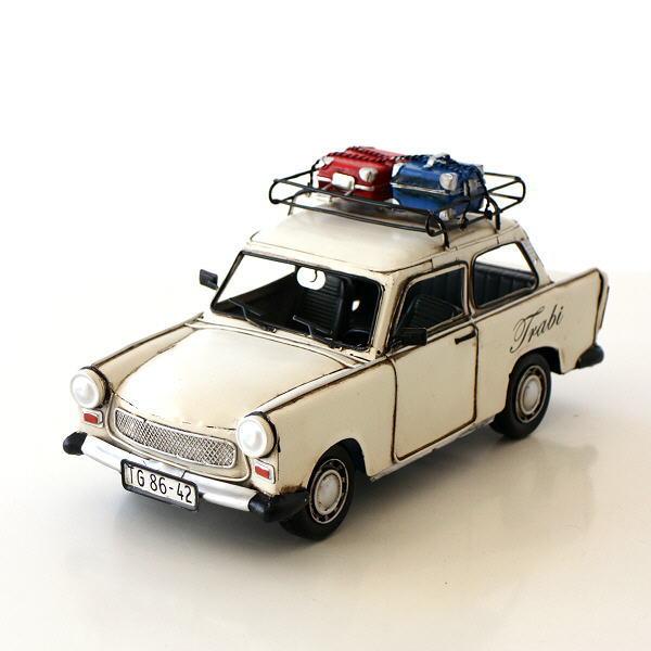 ブリキのおもちゃ 置物 置き物 インテリアオブジェ アンティーク レトロ 雑貨 American Nostalgia サファリカー [toy6132]
