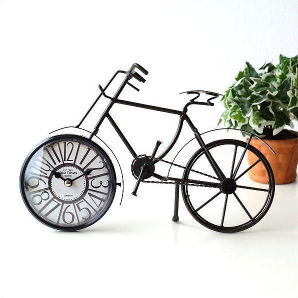 スタンドクロック 自転車