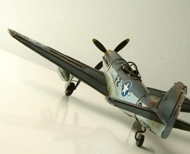 American Nostalgia 戦闘機 【送料無料】 [toy84233]