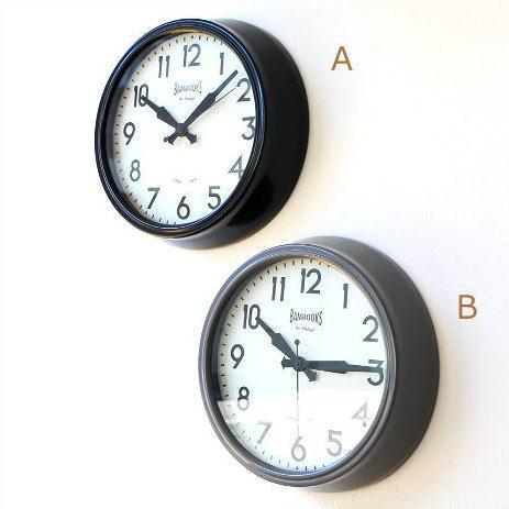 掛け時計 アンティーク レトロ おしゃれ モダン クラシックなウォールクロック 2カラー [tsc6319]