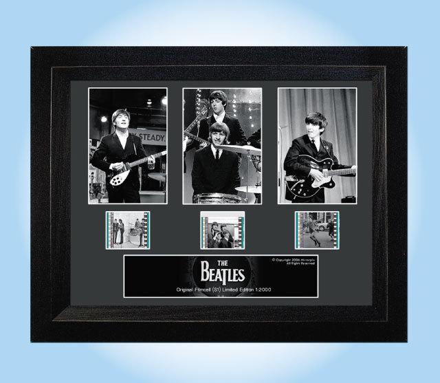 ビートルズ(The Beatles) フィルムセル