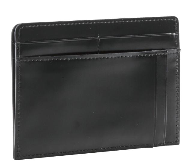 日本製コードバン コンパクト財布