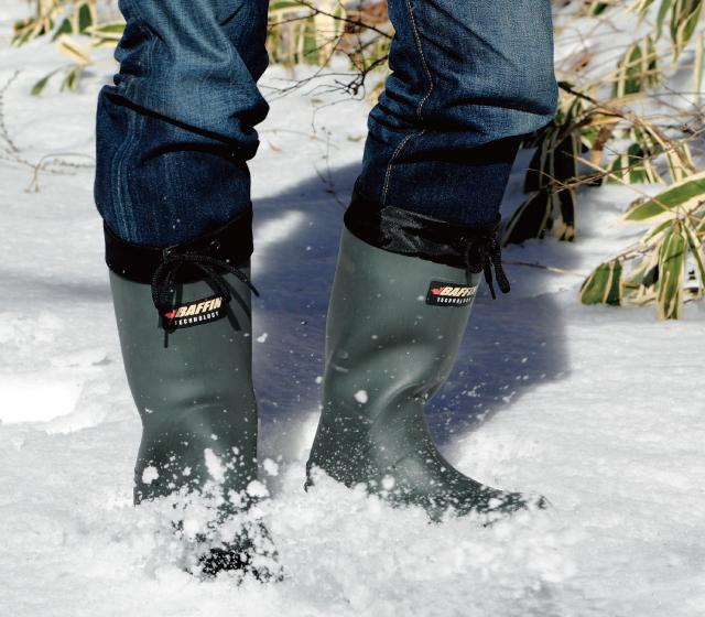 カナダ・バフィン社 防寒ブーツ 〈ハンター〉