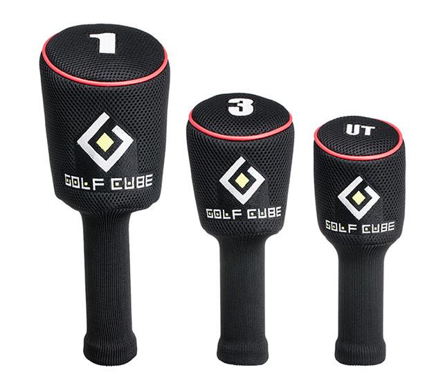 ゴルフキューブ 19本組バッグ付セット