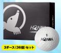 ホンマゴルフ 「D1 ゴルフボール」 ホワイト 3ダース