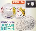 東京五輪貨幣セット
