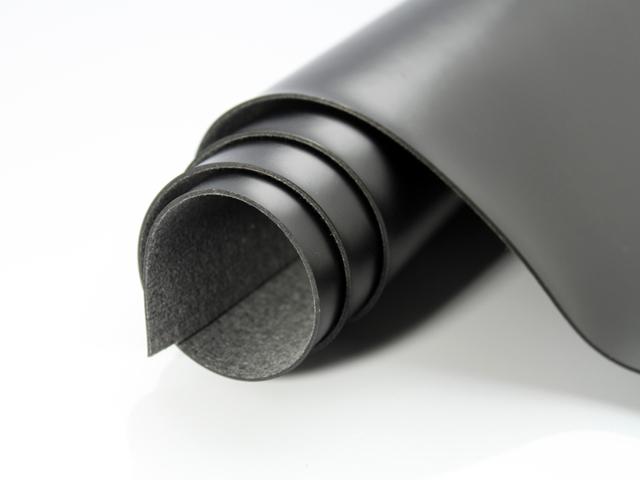 【メール便不可】ガラス1.4mm (生地の表面はフラットでツルツルの合皮)(0498) | PVC フェイクレザー