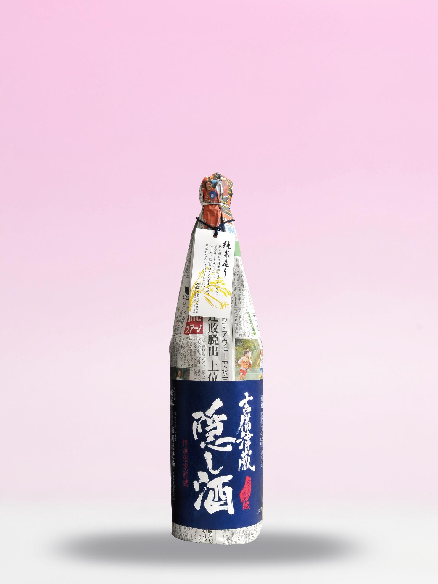 お歳暮・お年賀・地酒ギフト 隠し酒 1800ml