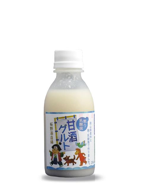 酒屋の甘酒ヨーグルト 甘酒グルト 岡山