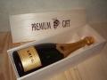 シャンパン用木箱 1本用