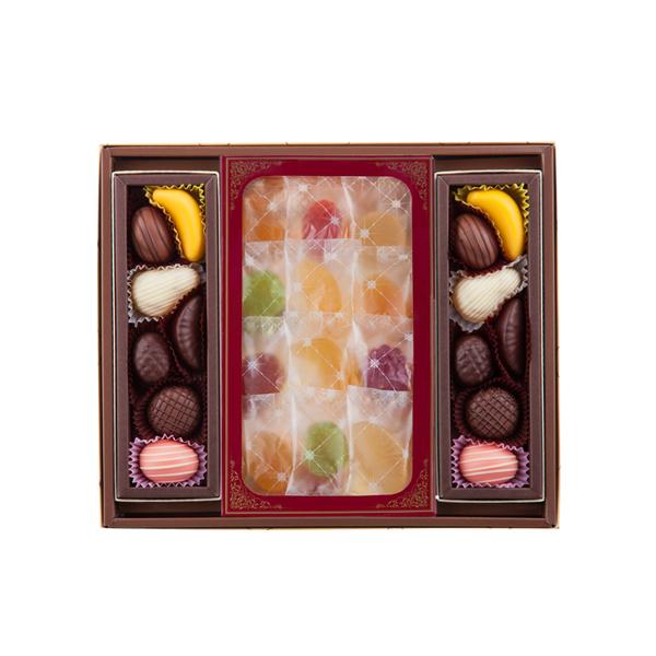 恵みのしずく&チョコレート 中