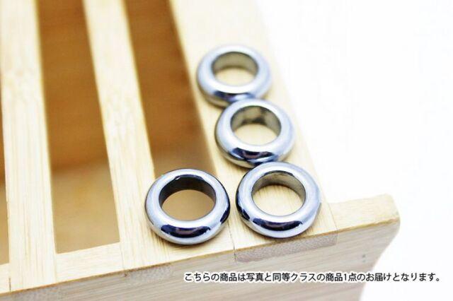 テラヘルツ鉱石 ピンキーリング 指輪8mm