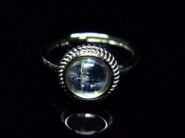 ムーンストーン指輪(13号)