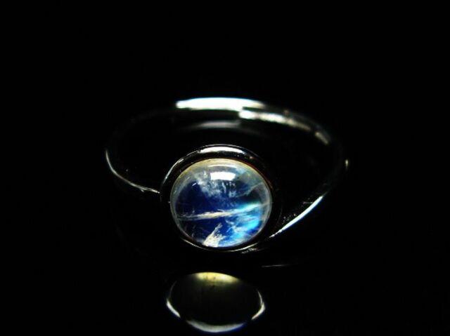 ムーンストーン指輪(20号)