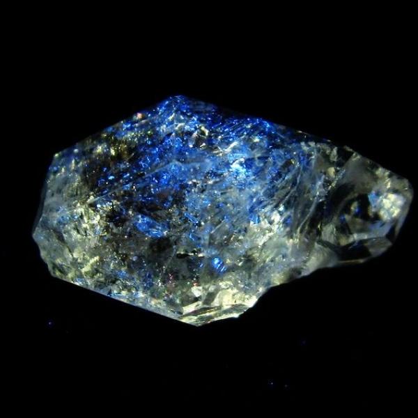 オイルクォーツ (石油入り水晶) パキスタン産