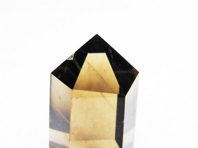 ライトニング水晶六角柱