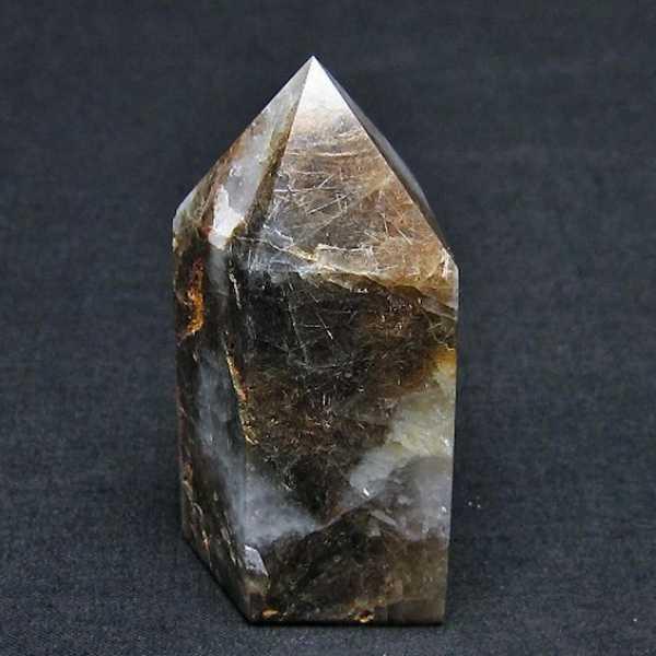 金針ルチル水晶六角柱[T725-1994]