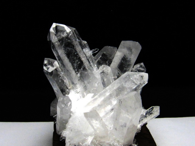レムリアンシード水晶クラスター
