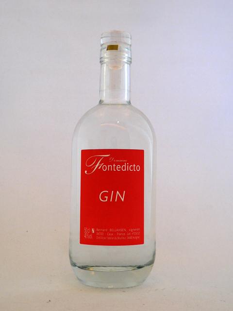 [ジン(蒸留酒)]フォンテディクト/Fontedicto ジン・ドゥ・フォンテディクト