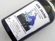 [黄]ドメーヌ・レ・コトー・デュ・ヴァル・ドゥ・ソルヌ/Domaine Les coteaux du Val de Sorne ヴァン・ジョーヌ 2008